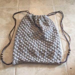 Handbags - Crochet sling bag